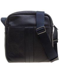 Tod's - Leather Pillow Reporter Bag - Lyst