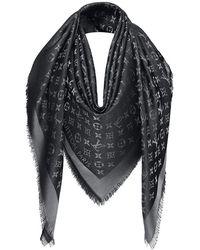 Louis Vuitton - Monogram Shine Shawl - Lyst