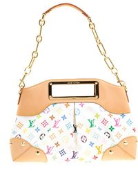 Louis Vuitton - Multicolor Monogram Canvas Judy Mm Bag - Lyst