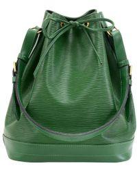 Louis Vuitton - Borneo Epi Leather Noe Bag - Lyst