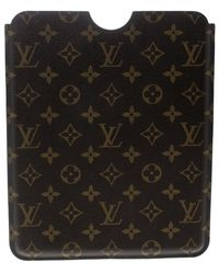 Louis Vuitton - Monogram Canvas Ipad Case - Lyst