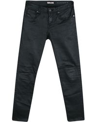 Burberry - Brit Coated Westbourne Skinny Ankle Jeans M - Lyst