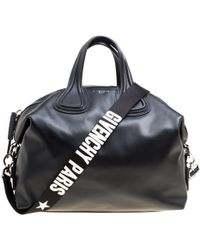 Givenchy - Leather Medium Nightingale Satchel - Lyst