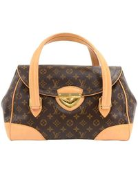 ec623bfebec6 Lyst - Louis Vuitton Monogram Canvas Shoulder Bag M56382 Galliella ...