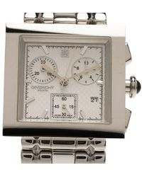 Givenchy - Stainless Steel Apsaras Men's Wristwatch 32mm - Lyst