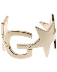 Givenchy - Logo And Star Cuff - Lyst