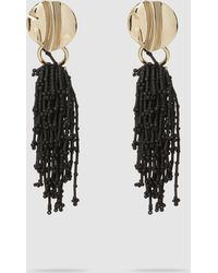 3.1 Phillip Lim - Cascading Beaded Earrings - Lyst
