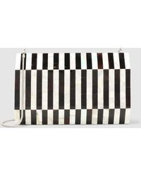 Nathalie Trad - Gustave Mother Of Pearl Clutch - Lyst