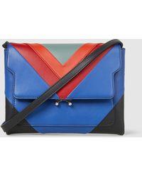 Marni - Leather Shoulder Bag - Lyst