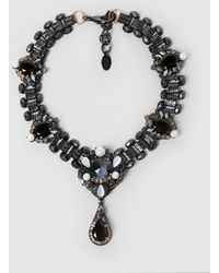 Erickson Beamon - Dark Shadows Necklace - Lyst