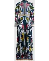 Mary Katrantzou - Mizar Long Sleeve Gown - Lyst