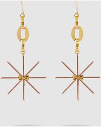 Erickson Beamon - Starstruck Earrings - Lyst