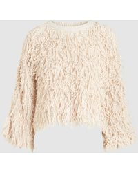 A.L.C. - Toby Cotton Jumper - Lyst