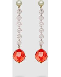Rachel Comey - Leila Multi-drop Beaded Earrings - Lyst