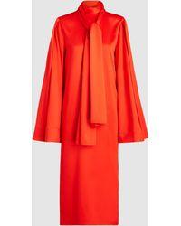 Solace London - Aubry Long Sleeve Dress - Lyst