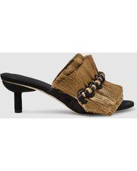 Sanayi 313 - Caravella Fringed Sandals - Lyst