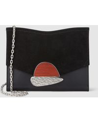 Proenza Schouler - Leather Small Curl Chain Shoulder Bag - Lyst