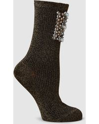 Rachel Comey - Lang Beaded Socks - Lyst