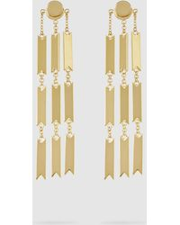 Arme De L'Amour - Lucky Jacket Earrings - Lyst