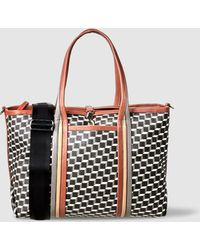 Pierre Hardy - Polycube Canvas Tote Bag - Lyst