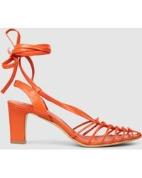 Maryam Nassir Zadeh - Marabel Leather Sandals - Lyst