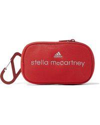 adidas By Stella McCartney - Mesh Key Wallet - Lyst