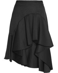 Sachin & Babi - Asymmetric Ruffled Skirt - Lyst