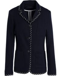 Rag & Bone - Cotton-piqué Jacket - Lyst
