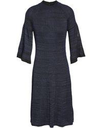 Pringle of Scotland - Stretch-knit Dress - Lyst