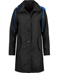 Marc By Marc Jacobs - Lourie Slim Mac Shell Coat - Lyst