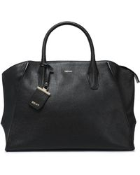 DKNY - Textured-leather Shoulder Bag - Lyst