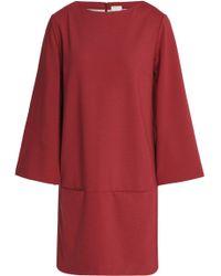 Day Birger et Mikkelsen - Woman Ponte Mini Dress Crimson Size 32 - Lyst
