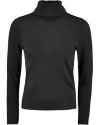 Totême  - Stretch-knit Turtleneck Top - Lyst