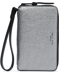 Rag & Bone - Metallic Leather Phone Case - Lyst