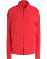 Tomas Maier - Cotton-blend Jacket - Lyst
