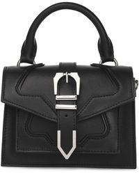 Versus - Leather Shoulder Bag - Lyst