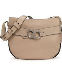 Tory Burch - Leather Shoulder Bag - Lyst