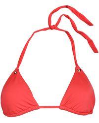 Heidi Klum - Triangle Bikini Top - Lyst