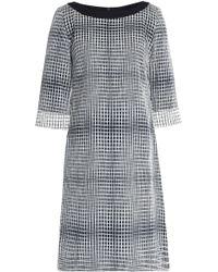 58ec036a825 Goat Berkeley Wool-crepe Dress - Lyst