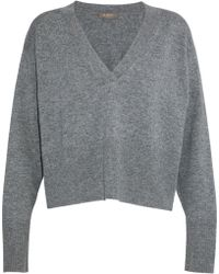 N.Peal Cashmere - Cropped Cashmere Sweater - Lyst