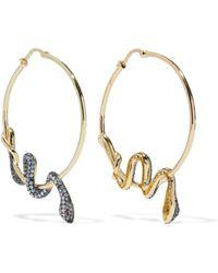 Noir Jewelry - Serpent - Lyst
