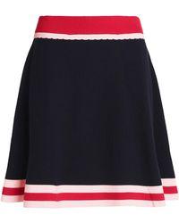 Chinti & Parker - Stretch-knit Mini Skirt - Lyst