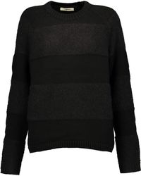 J Brand - Rodeo Panelled Knitted Jumper - Lyst