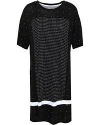 DKNY - Printed Jersey Nightshirt - Lyst