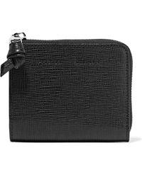 Proenza Schouler - Textured-leather Wallet - Lyst
