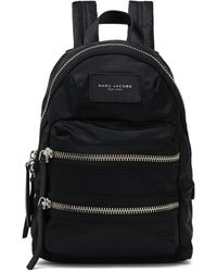 Marc Jacobs - Shell Backpack Black - Lyst
