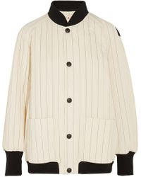 Marni - Quilted Cotton-blend Bomber Jacket - Lyst