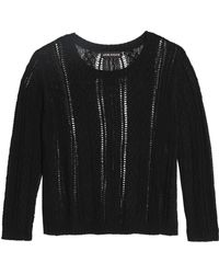 Antik Batik - Pointelle-knit Sweater - Lyst