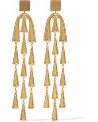 Ben-Amun - Gold-tone Earrings - Lyst
