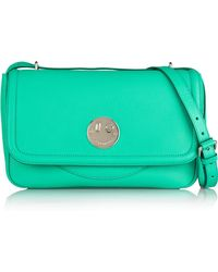 Hill & Friends - Happy Leather Shoulder Bag - Lyst